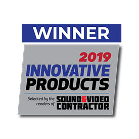 Innovative Product Awards 2019 de SVC