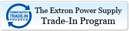 The Extron Power Supply Trade-in Program
