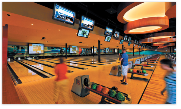 Big Al's - Not Your Typical Bowling Alley | Extron