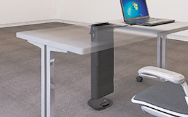Extron Cablecover Improves Conference Room Cable