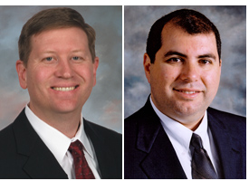 Casey Hall new Vice President of US Sales and Marketing & Jeff Gibson new Vice President of International Sales and Marketing