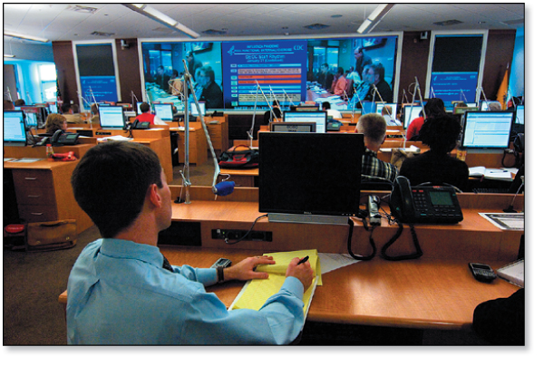 How Extron Equipment Enhances Operations At The Cdc Extron