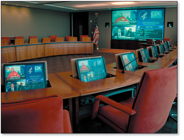Meeting Room Control