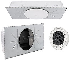 Extron Now Shipping Two-Way SpeedMount Ceiling Speaker System with Improved Performance