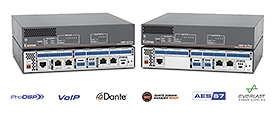 Extron Introduces the DMP 64 Plus Series of 6x4 ProDSP Digital Matrix Processors