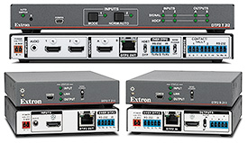 Introducing the DTP2 Series, the Next Generation of Extron DTP Technology