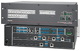 Extron Now Shipping DTP CrossPoint 86 4K Scaling Matrix Switcher