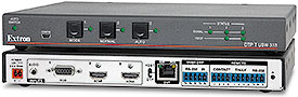 Extron Announces New Versions of DTP Switchers with Audio Embedding and HDBaseT Compatibility