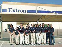 Extron Opens Office in Dubai, United Arab Emirates   Extron