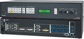 Extron Now Shipping 10 Input Scaling Presentation Switcher