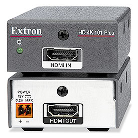 Extron Announces New HDMI Cable Equalizer for 4K/60 Sources