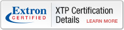 XTP Certification Details - Learn More