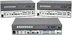 Extron Announces all IN1608 Scaling Presentation Switcher Models Now Support DTP 330 Signal Extension