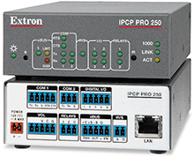 Extron Now Shipping IPCP Pro 250