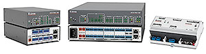 Extron Now Shipping Three New Control Processors with Network Isolation for 