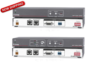 MTP 1500RL 15HD RS and MTP 1500RL 15HD RS SEQ Extended Distance Twisted Pair Receivers