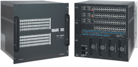 Extron MTPX Plus 6464 Twisted Pair Matrix Switcher is Now Shipping
