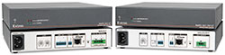 Extron Now Shipping NetPA Compact Audio Power Amplifiers with Dante