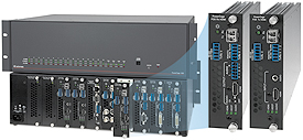 Extron Introduces New Fiber Optic HDMI Extender for PowerCage™  Enclosure