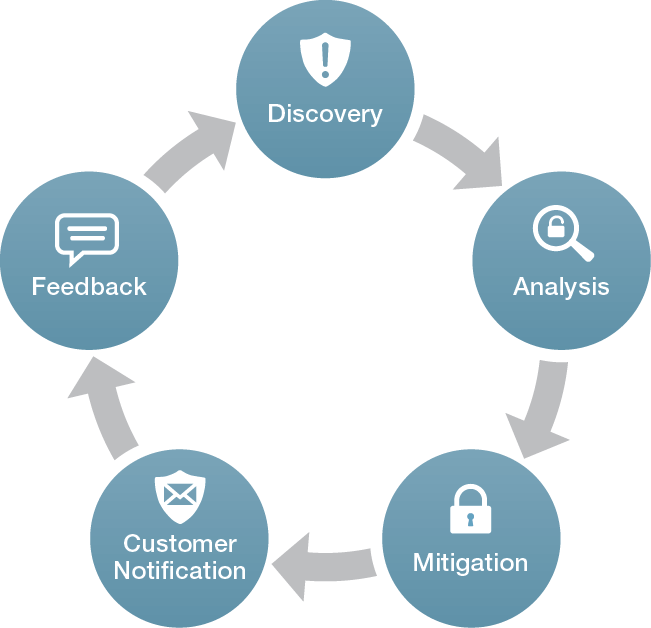Extrons Approach to Product Security