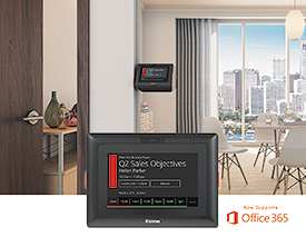 extron room scheduling now integrates with microsoft office 365 extron