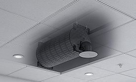 Extron Introduces SF 10C SUB Soundfield In-Ceiling Subwoofer