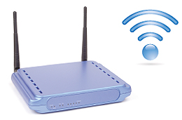 Wireless Ethernet devices