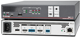 New Extron SME 211 Provides High Performance Streaming Capabilities in a Compact Package