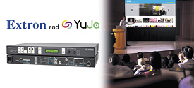 Extron LinkLicense Leverages SMP Series with YuJa Platform