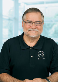 Extron Announces Retirement of Vice President of Engineering, Steve Somers