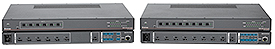 New Larger 4K/60 HDMI Switchers with Ethernet Monitoring and Control