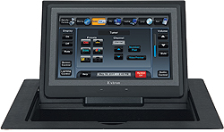 Extron Introduces TLP 710CV 7in Cable Cubby® TouchLink™ Touchpanel