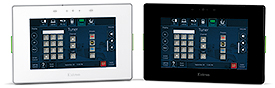 "New Extron 5"" Wall Mount Touchpanel Blends Performance and Style"