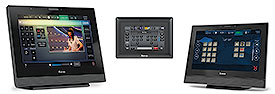 Extron Now Shipping Vibrant, Capacitive Screen TouchLink Pro Touchpanels