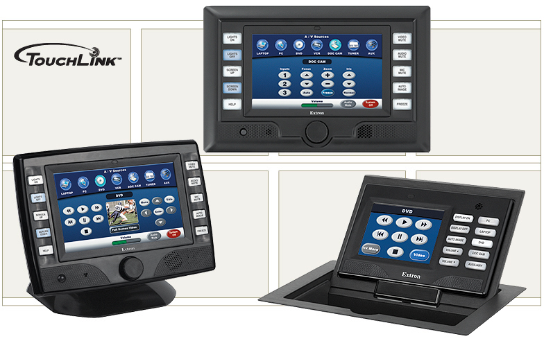 TouchLink™ Touchpanels