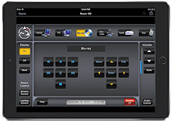 Extron Introduces iPad Control App for TouchLink and MediaLink