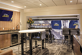 Extron AV Connectivity Solutions Help Vivint Smart Home Arena Create a Multimedia Hit with Fans