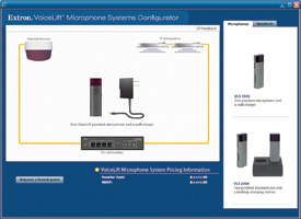 VoiceLift™ System Configurator