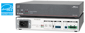 Extron Now Shipping Compact Two Channel Amplifier for High Impedance Systems