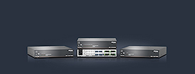 More Extron Amplifiers Go Ultra with Two Channel and 100 Volt Models