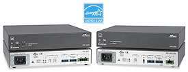 New XTRA Series Power Amplifiers with XTRA Performance