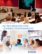 AV Technology for Learning Environments