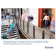 GlobalViewer Campus Communication Suite