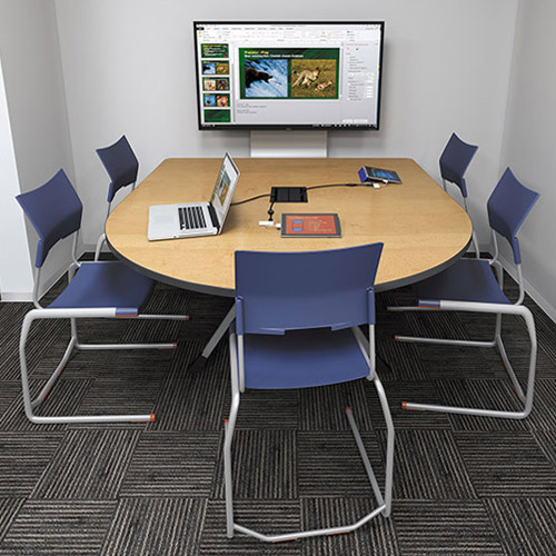 Huddle Rooms and Collaboration Spaces