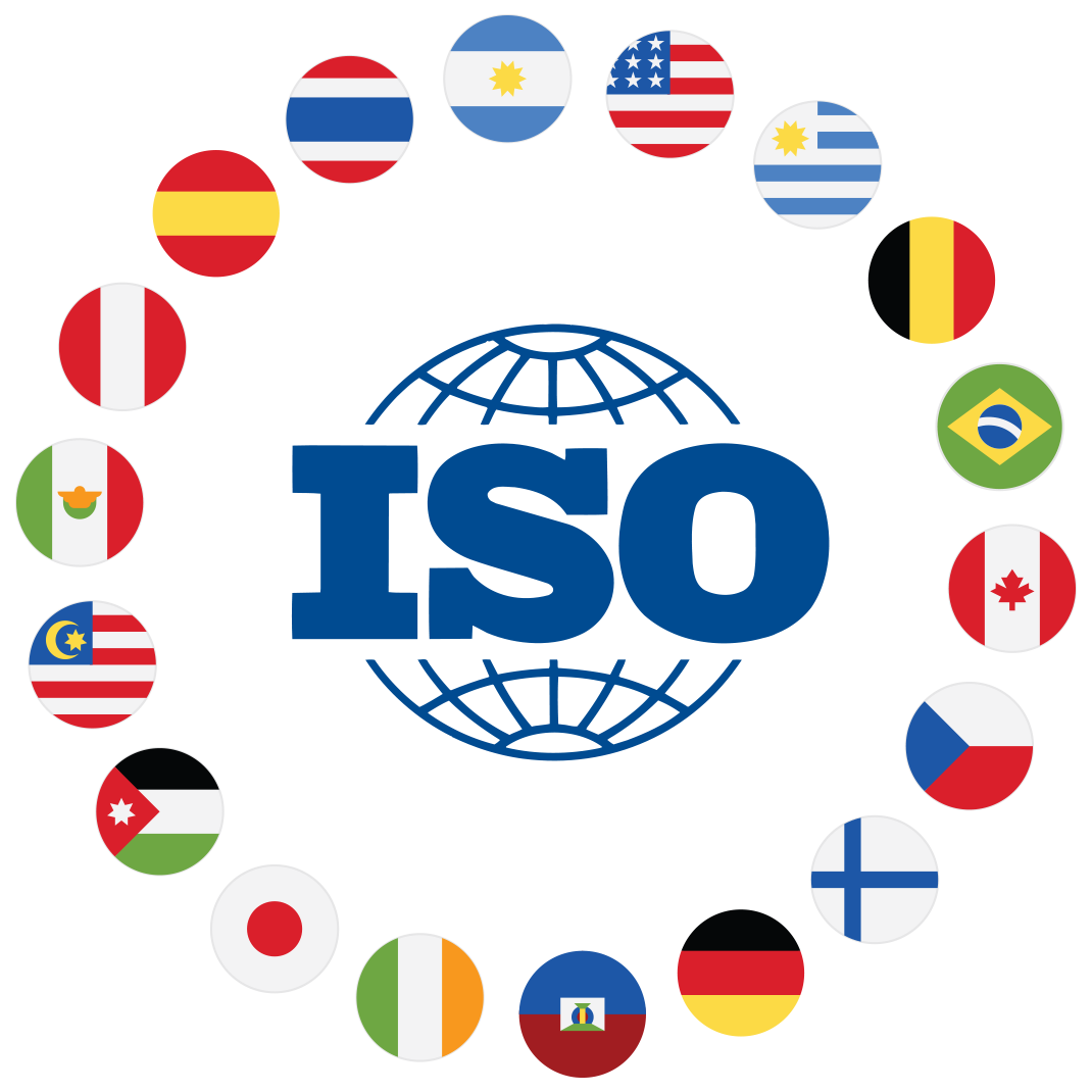 ISO Participating Countries