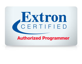 Extron Authorized Programmer Certification