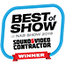 Best of Show NAB 2019 Award