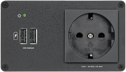 AC+USB 212 EU – Central Europe