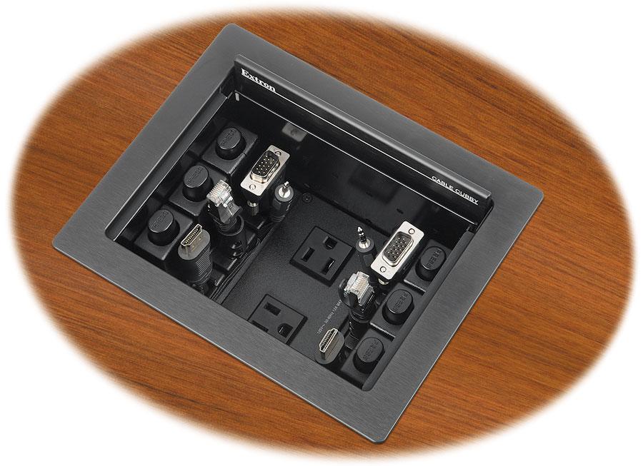 Extron electronics for Schreibtisch 1 60 m
