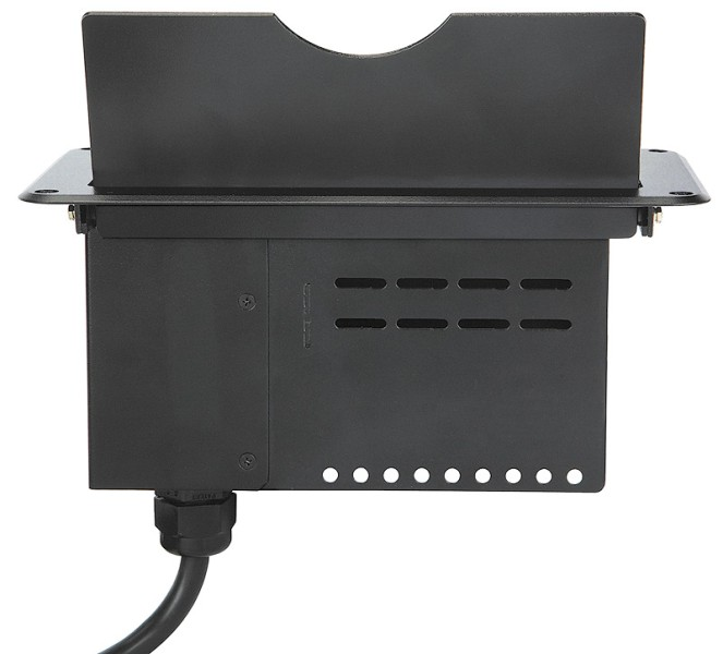 Cable Cubby® 200 Back View